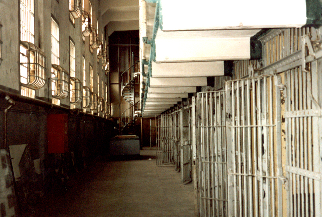 The Prison Problem: Harsh Sentences for Drug Users