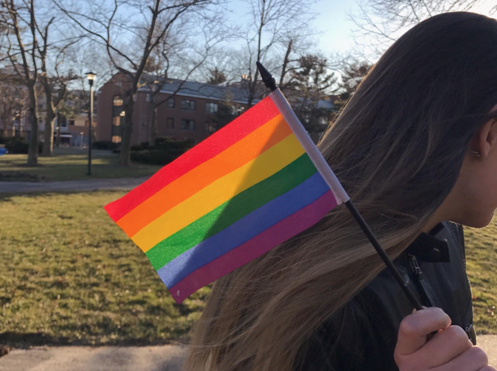 Interview: Raising the Rainbow Flag