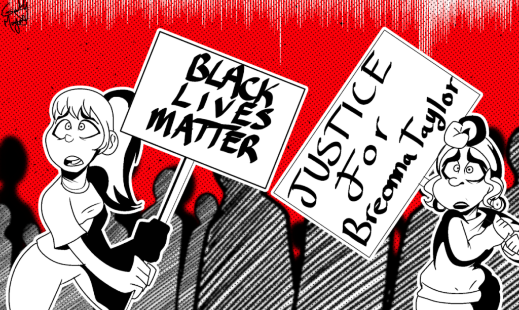 The Battle Between Trauma and Social Justice